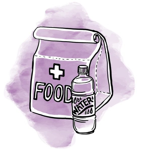 Illustration - Emergency Supplies