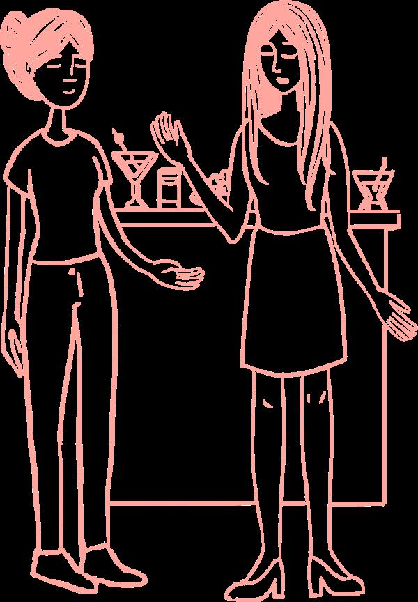 Illustration - Outreach